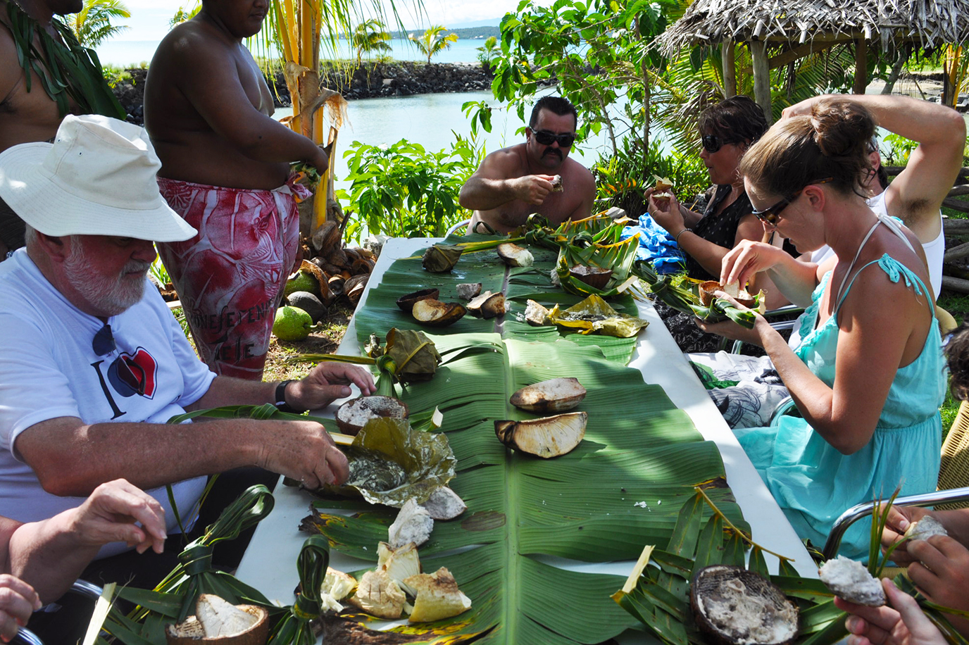 samoan food and cooking