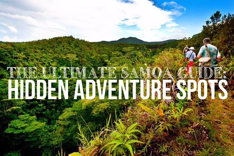 Adventures Samoa