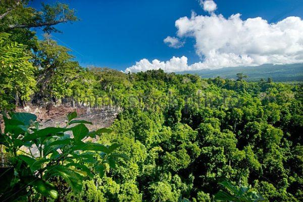 Mount Tafua Crater