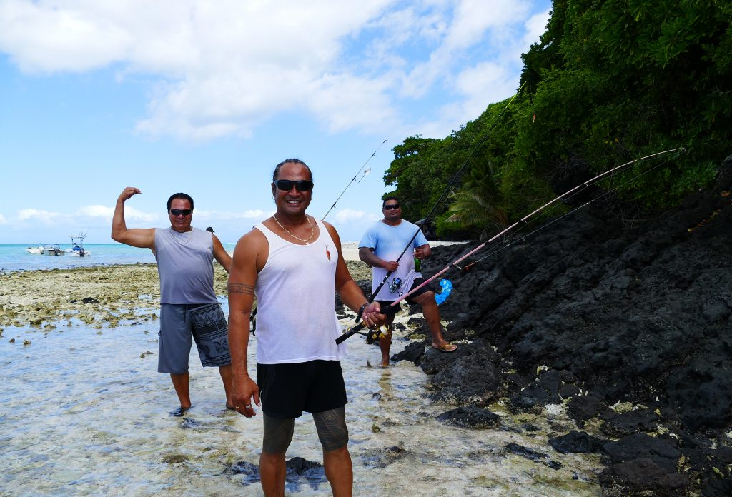 Fishing in Samoa Le Vasa Resort