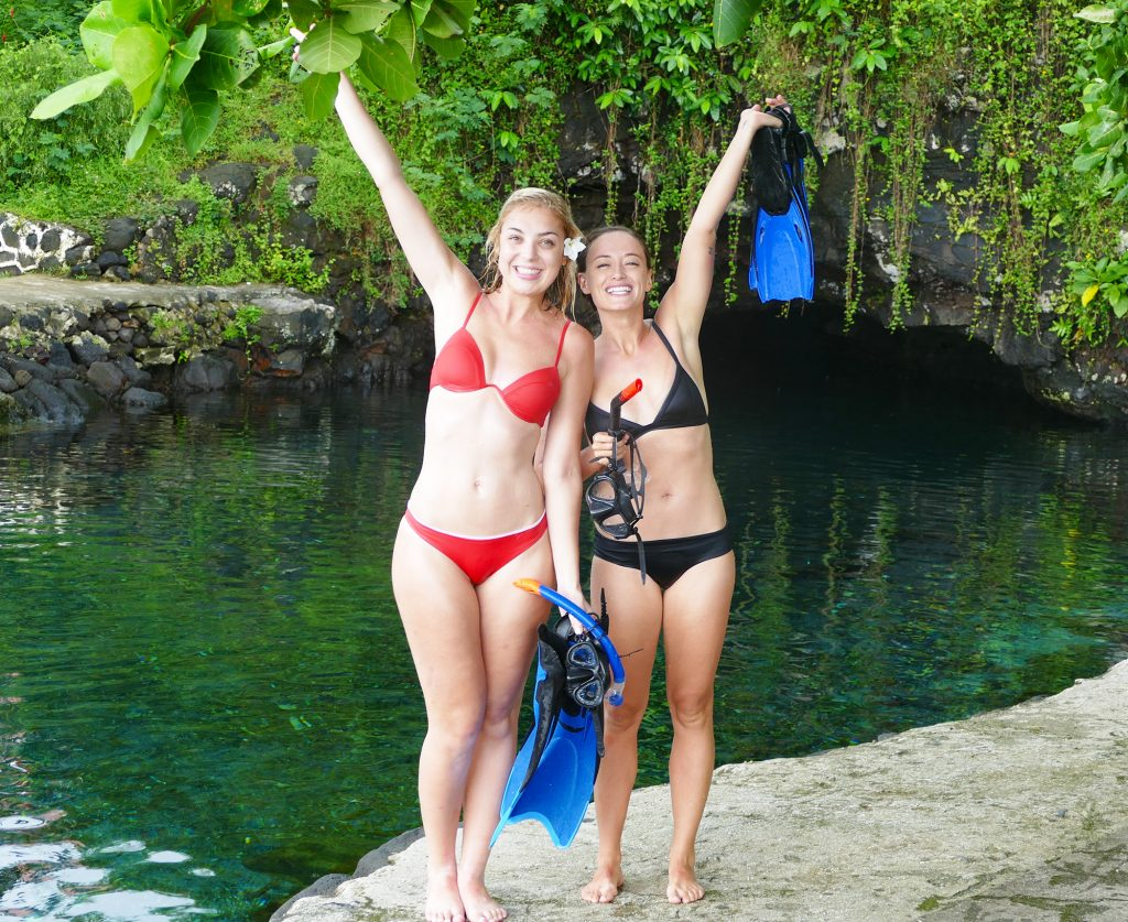 Pula Cave Pool Le Vasa Resort Tour