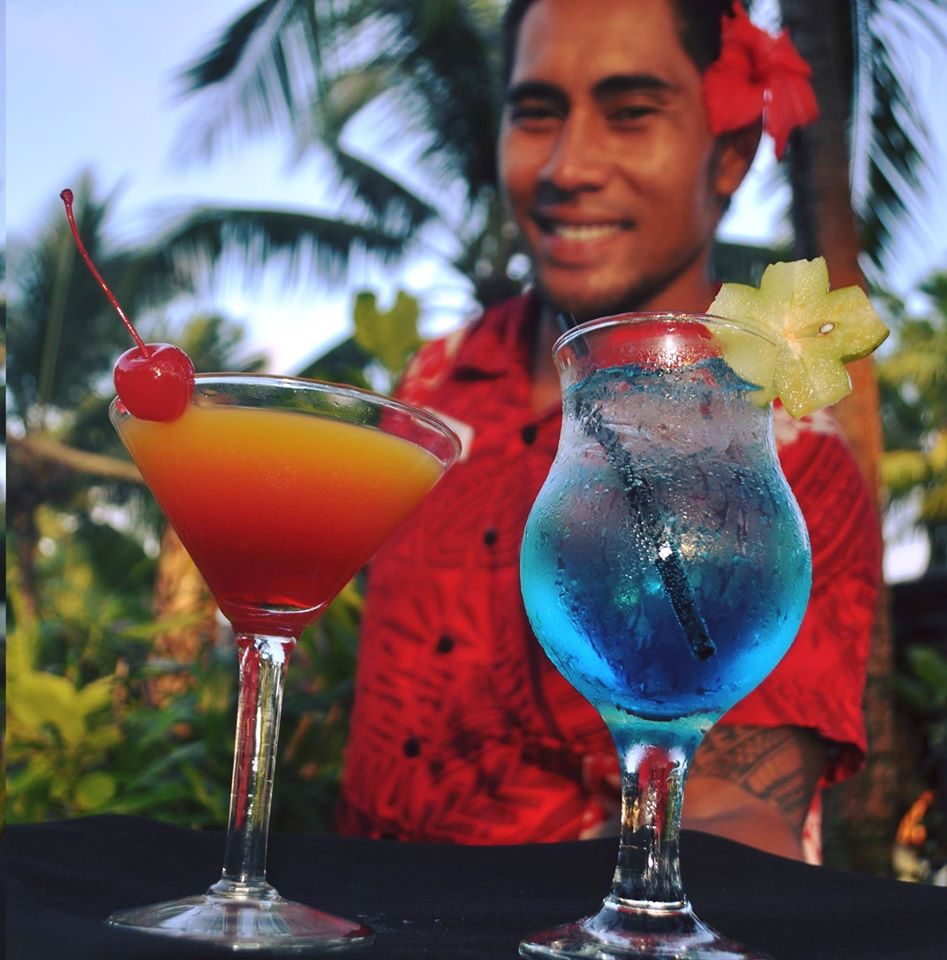 cocktails le vasa resort