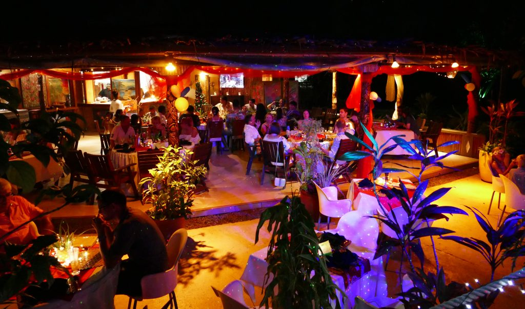Le Vasa Resort New Years eve party