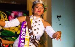 miss samoa samoan teuila festival le vasa resort